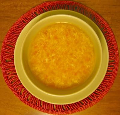 Ammede Mol: Tomato Egg-drop Soup