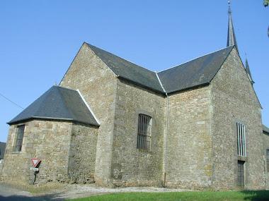 Eglise de 1842