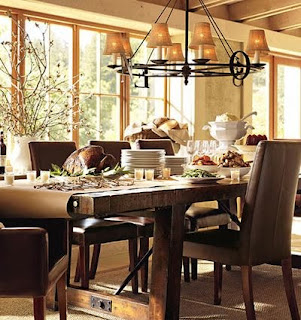 Pottery Barn And Benjamin Moore Team Up To Offer 10 000 Dining Room Makeover