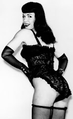 Lovely Betty Page