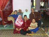 Family saya....