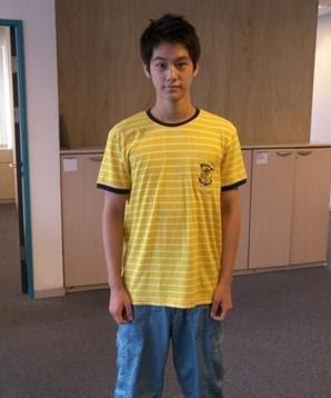 Khim, 18 y/o thai boy