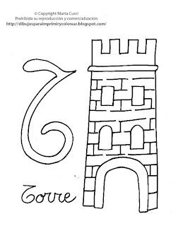 Dibujos para imprimir y colorear pintar imagenes para nios