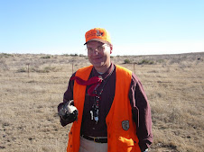 John Taylor with Scaled Quail