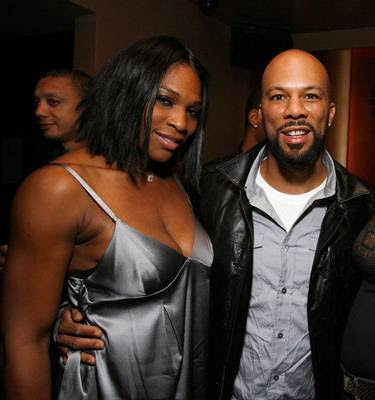 THE LOW DOWN: Is Serena Williams dating rapper Common?