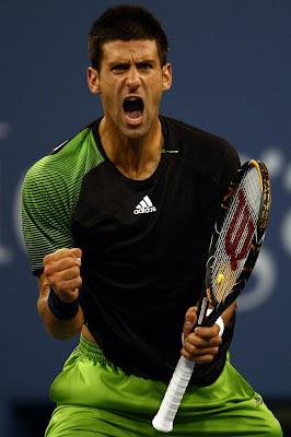 Novak Djokovic Djokovic+usopen