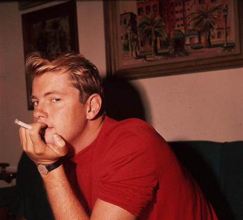 Fue troy donahue gay