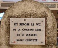St Marcel notre Chiotte