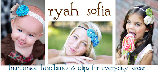 * ryah sofia hair accessories *