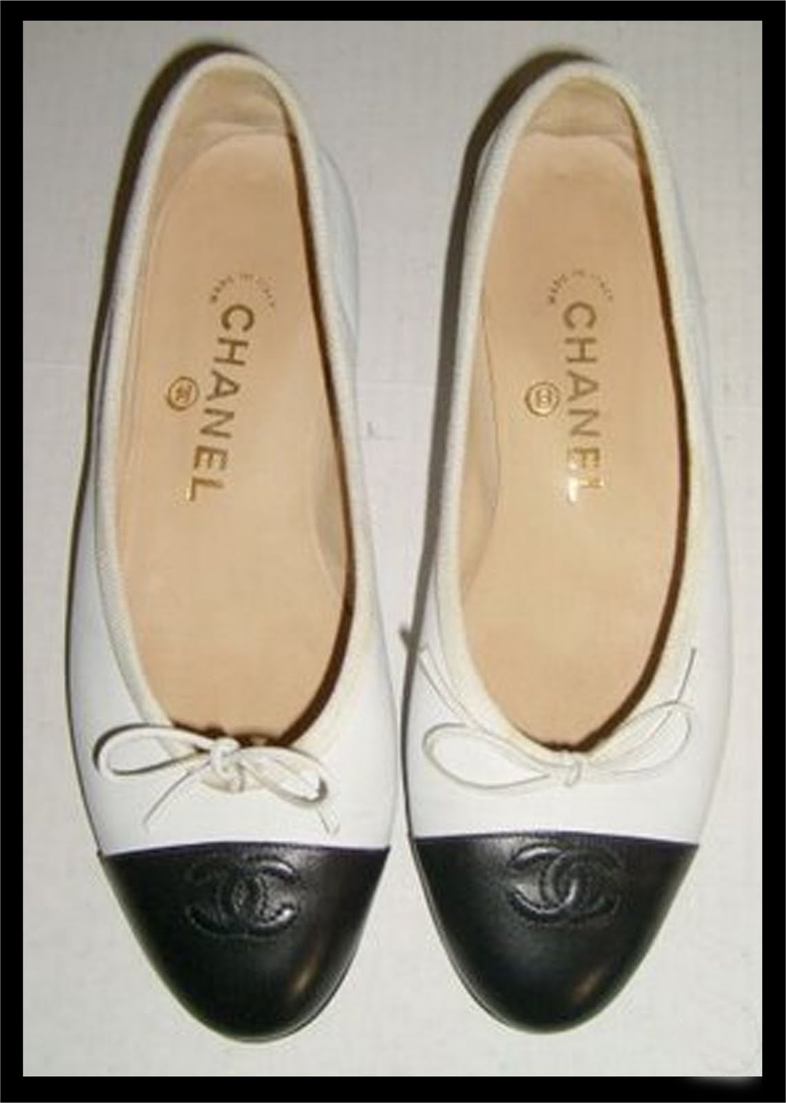 When You Have A Pair Of Chanel Ballet Flats Why Would You Ever Need More Flats? | Fashion ...