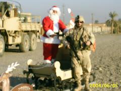 Santa Packin' 50cal!