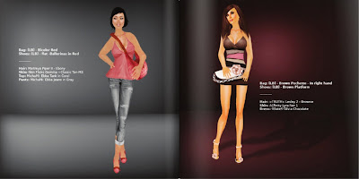 Icon May Editorial 9 GLANCE   Second Life Fashion PR Agency | Our Media Coverage