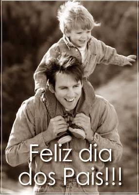 Mensagem de feliz dia dos pais