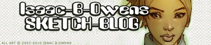 Isaac B. Owens SKETCH-BLOG