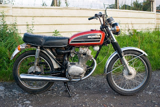 Honda CB125 Cafe Racer Project