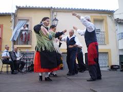 Bailes del Talamo y Fiesta de la bicicleta