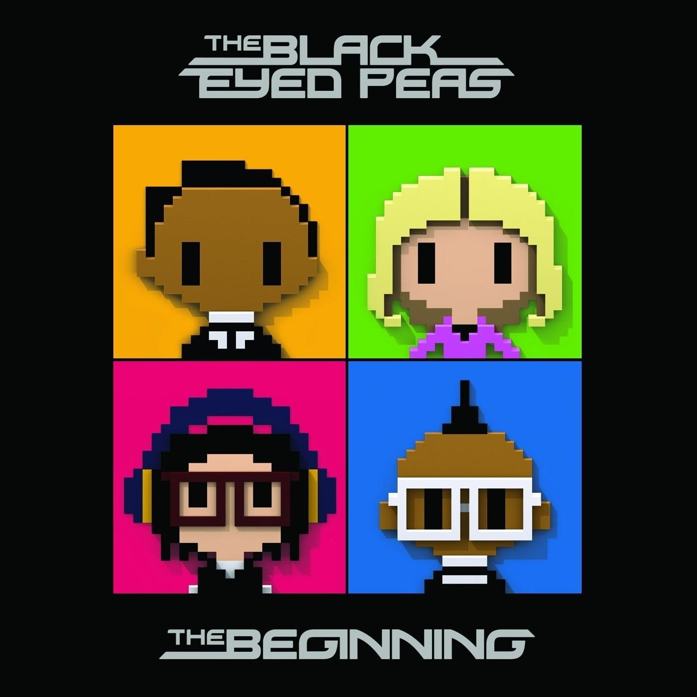 Black Eyed Peas – The Beginning (Deluxe Edition Download)