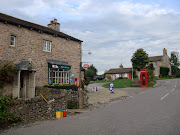 Emmerdale post office. We were there for a very easy live broadcast with a .