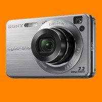 Camara digital SONY 7.2 megapixels