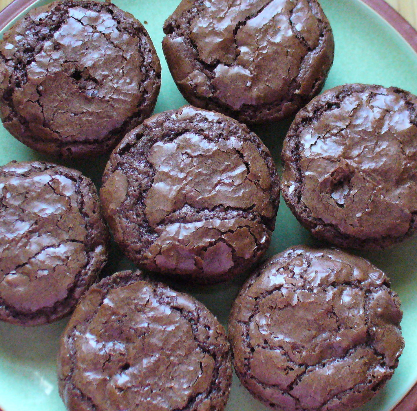 how to make brownies in a muffin pan
