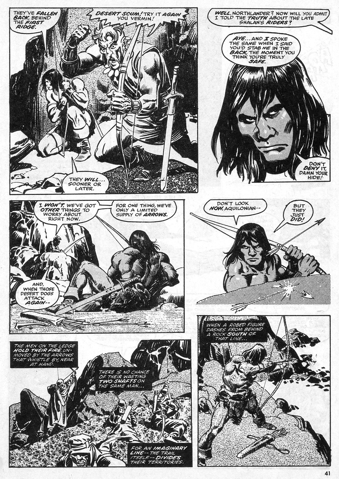 The Savage Sword Of Conan Issue #28 #29 - English 41