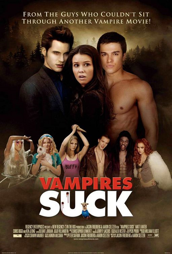 Vampires Suck Movie Wallpaper 2011