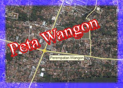 peta wangon tinoe