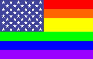 Gay American Flag 67