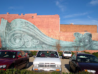 Downtown Building Mural Shreveport