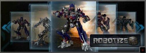Transformer : Revenge of the fallen