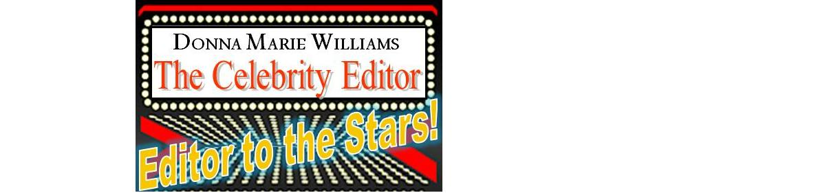 The Celebrity Editor