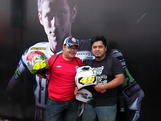 Nazam @ Moto GP