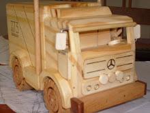 camiones en miniatura y escala