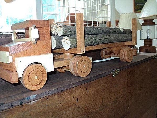 Artesanias en maderas torneadas y r sticas juguetes - Leneros de madera ...