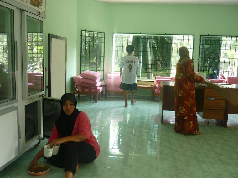 Aktiviti Di Perpustakaan Desa Pt Senah Pt Yaani