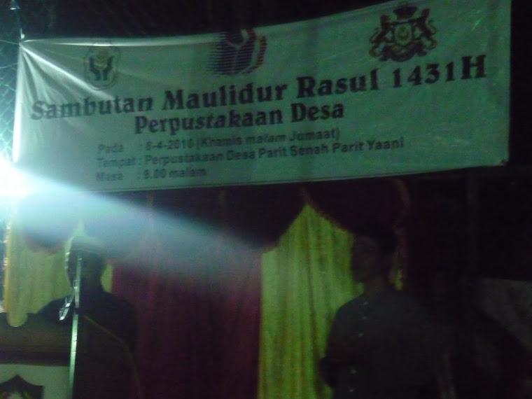 Maulidul Rasull 1431H