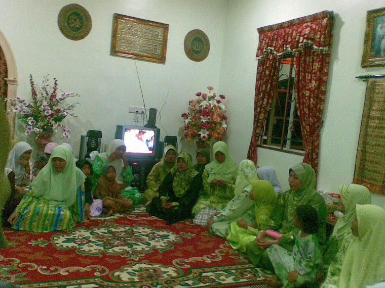 SAMBUTAN HARI RAYA 2009