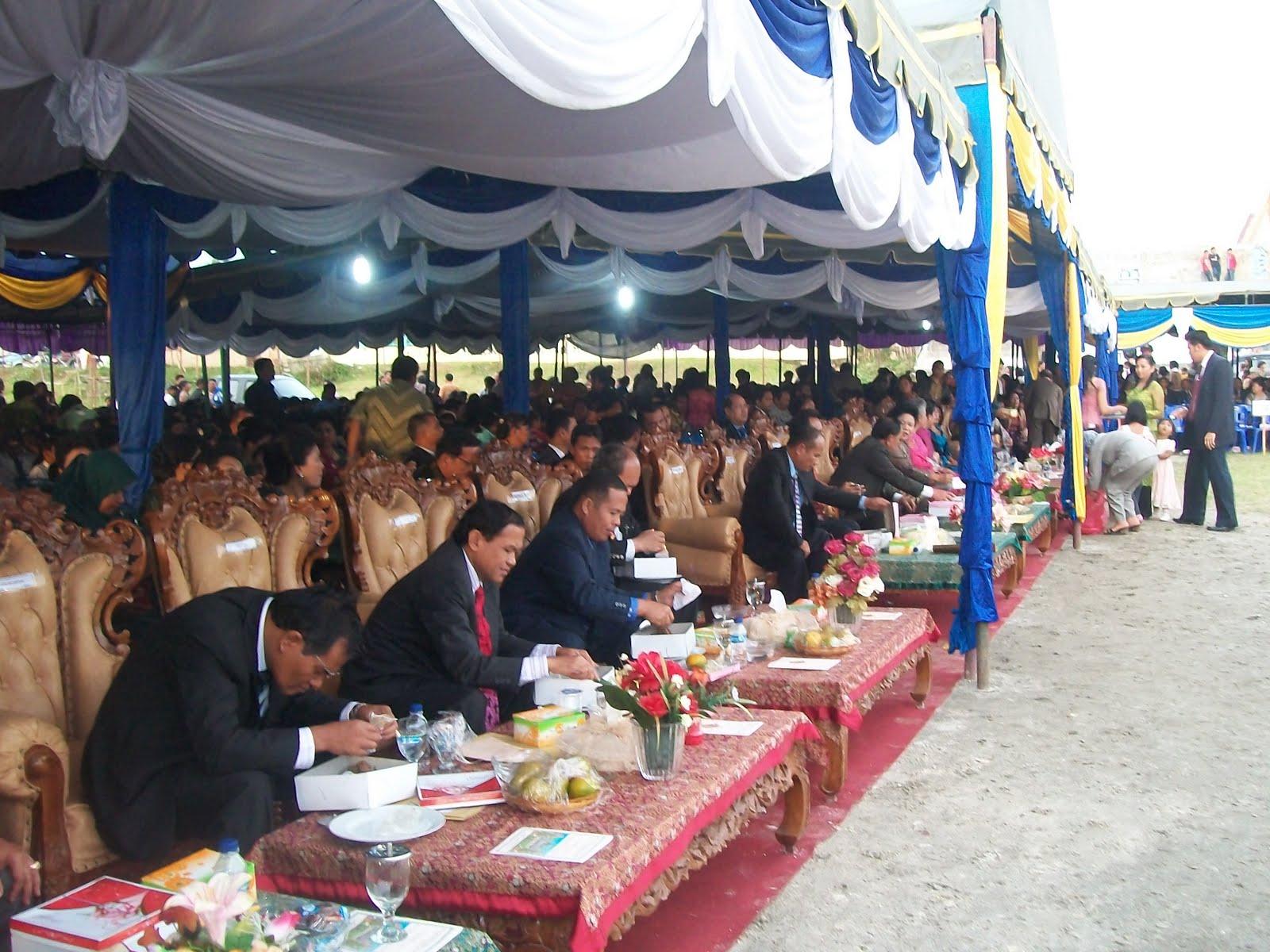 Perayaan Natal Oikumene se-kabupaten Humbang Hasundutan