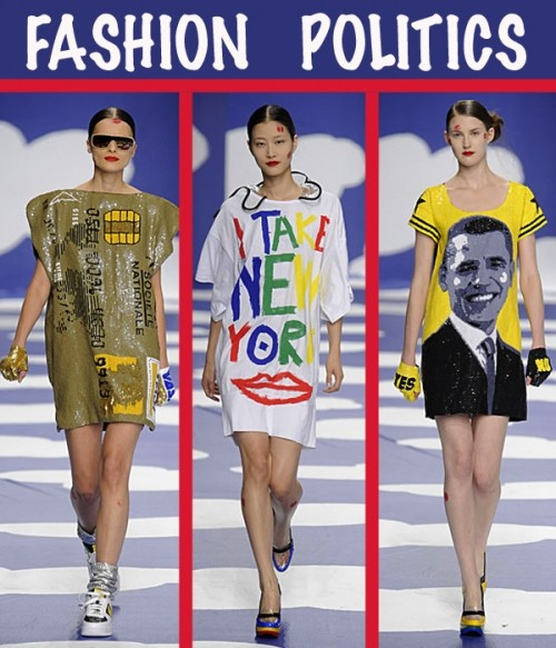 Fashion and politics forecast dress in summer in 2019