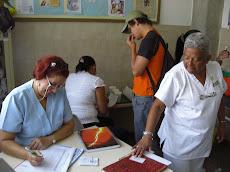 Este JUEVES 4 de MARZO Operativo de Vacunación UNE, SIN COSTO, de 9am a 12m