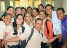 ARRANCÓ UNEPAS y llega directamente a los hijos de 600 familias de Baruta y El Hatillo