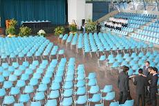 """Graduación de la """"Unidad Educativa Creación Turgua"""" Responsabilidad Social en la UNE"""