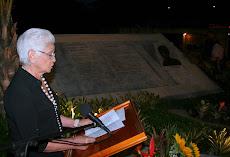 Discurso de Gladys Carmona de Marcano Rectora de la UNE