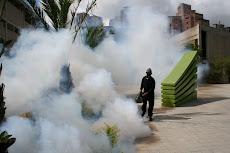 Fumigación contra el DENGUE este viernes 14 de noviembre a partir de la 1:00 pm