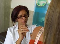 Extraordinaria  asistencia en el  operativo de vacunación contra la Fiebre Amarilla, en UNESALUD