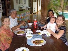 Hacienda La Trinidad donde la Familia Santos nos trato mejor, que en un Hotel 5 estrellas.