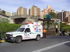 Servicio Público Universidad Nueva Esparta incluida entre los Puestos de Atención Prehospitalaria