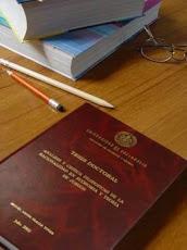 Reunión de Tesistas que inscribieron Trabajo de grado II