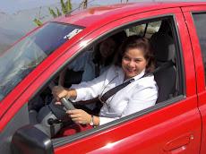 La profesora María Dib y la Profesora Selene Monteverde no se hicieron rogar