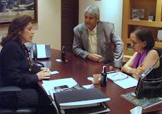 Visita Institucional de la Universidad Nueva Esparta al Eurobuilding Hotel & Suites Caracas